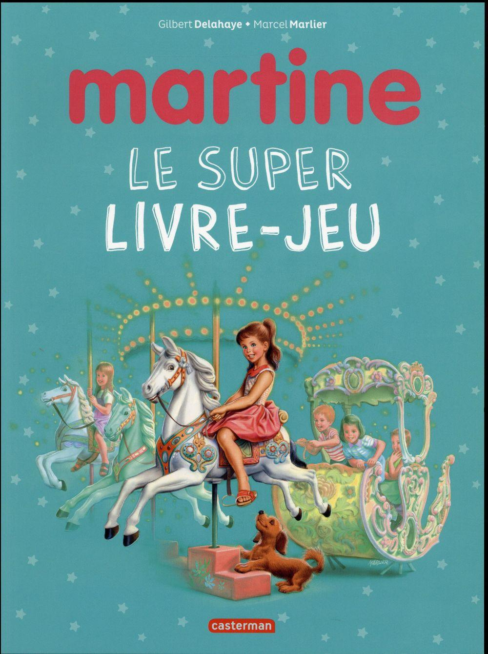 Martine Le Super Livre Jeu