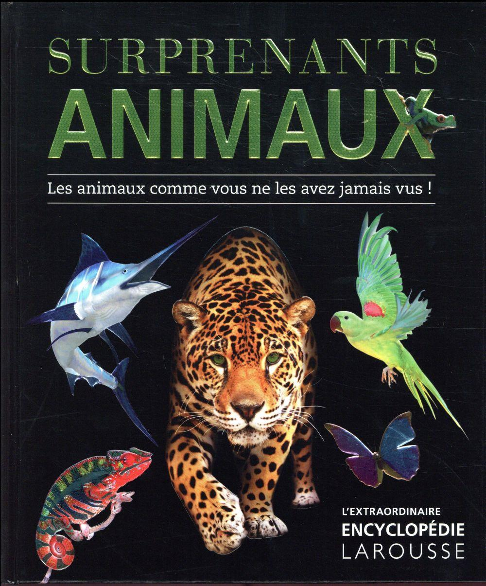Surprenants animaux  - Collectif