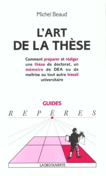 L'Art De La These  - Michel Beaud