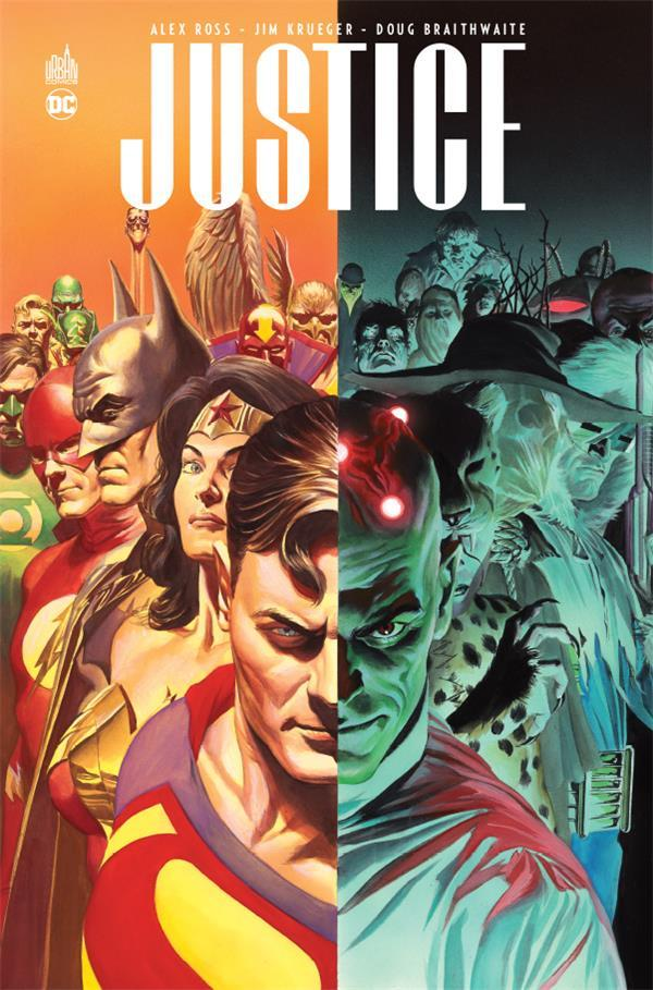Justice  - Ross/Braithwaite/Kru  - Alex Ross  - Jim Krueger  - Doug Braithwaite