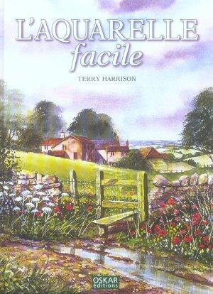 Livre l 39 aquarelle facile terry harrisson for Aquarelle facile