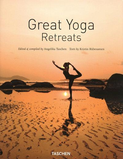 Great yoga retreats  - Kristin Rübesamen  - Kristin Rubesamen