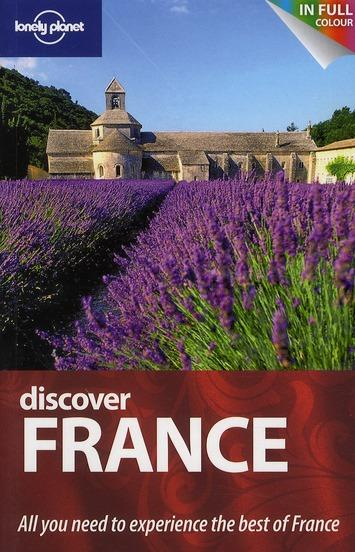 Discover France  - Nicola Williams