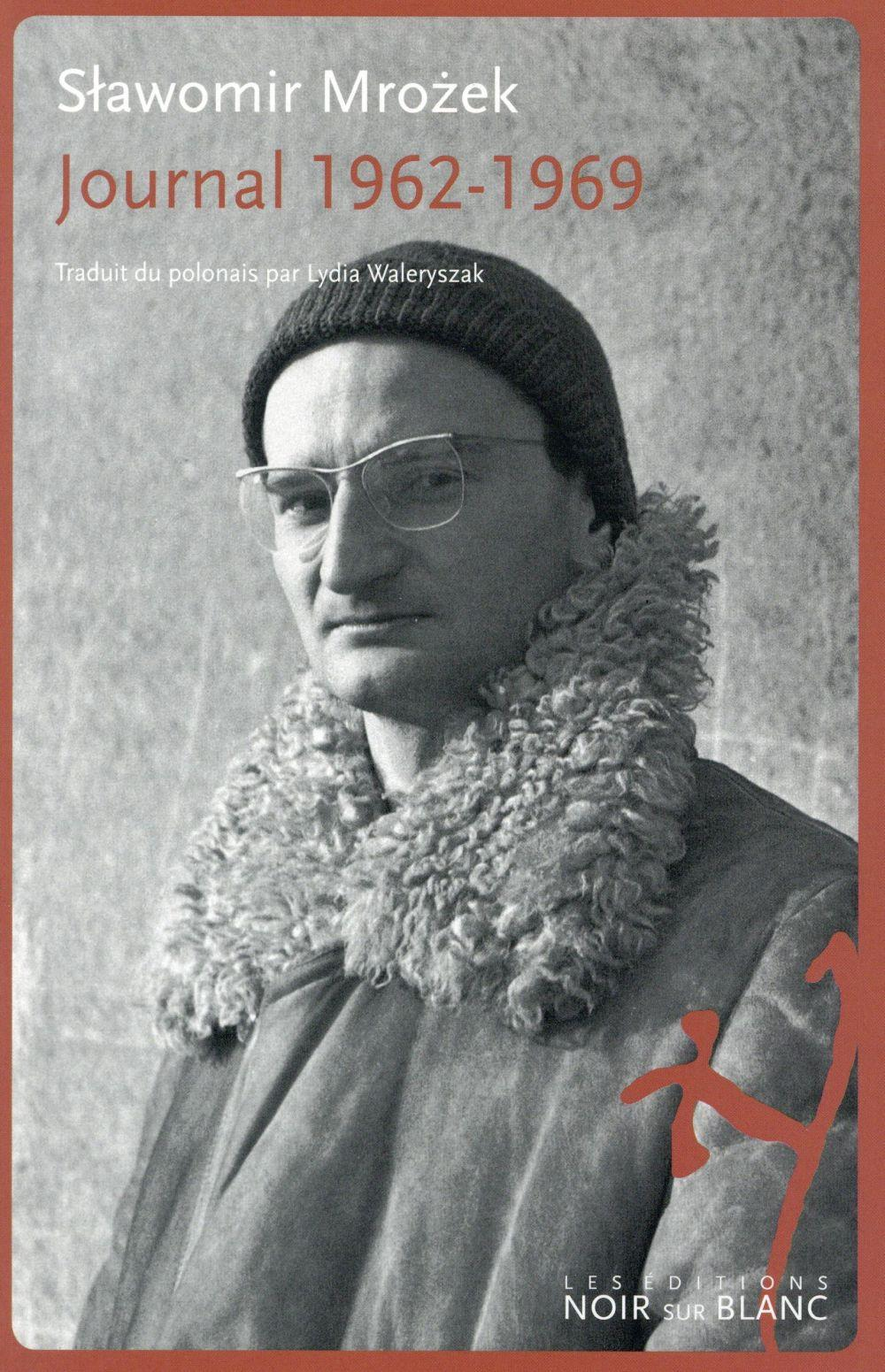 Journal 1962-1969  - Slawomir Mrozek