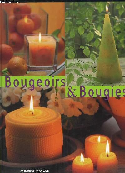 Bougeoirs Et Bougies  - Collectif