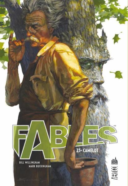 Vente Livre :                                    Fables T.23 ; Camelot                                      - Bill Willingham  - Mark Buckingham  - Collectif