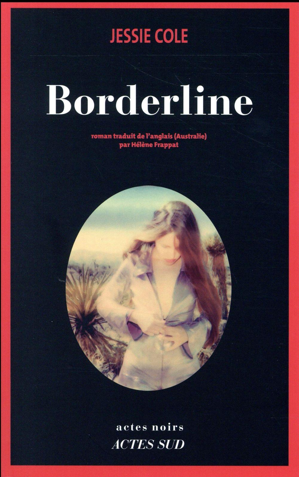 Vente Livre :                                    Borderline                                      - Jessie Cole