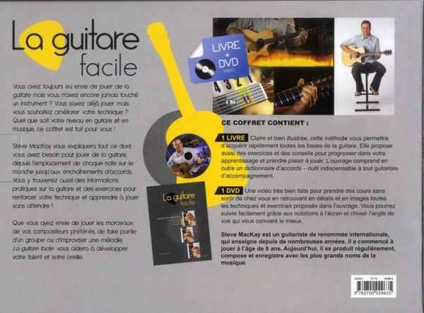 La Guitare Facile n°8 - Janvier-Février-Mars 2013