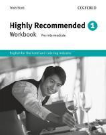 Highly recommended, new edition level 1: workbook  - Rod Revell