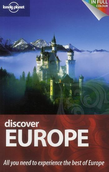 Discover Europe  - Lisa Dunford