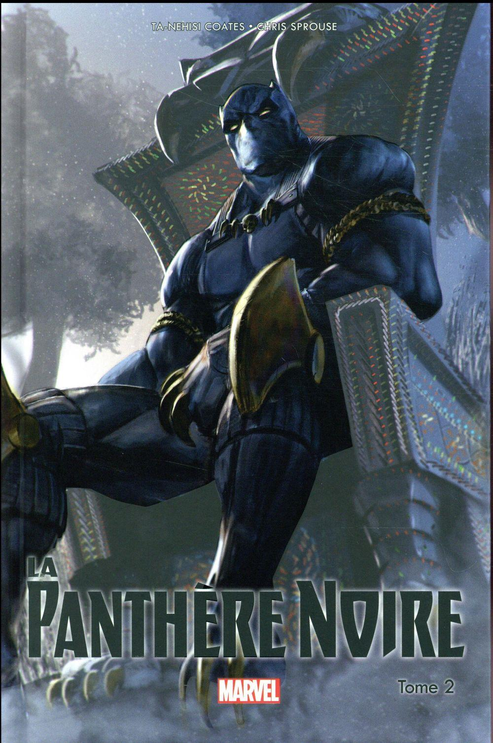 La panthere noire all-new all-different t02  - Ta-Nehisi Coates