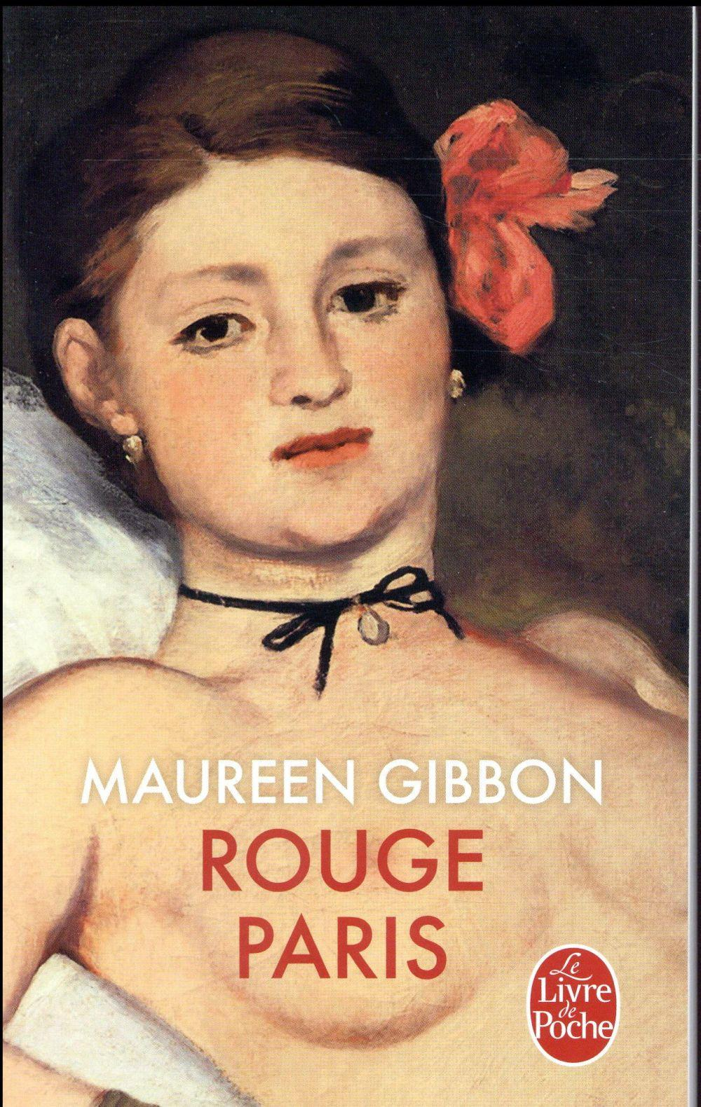 Rouge Paris  - Maureen Gibbon