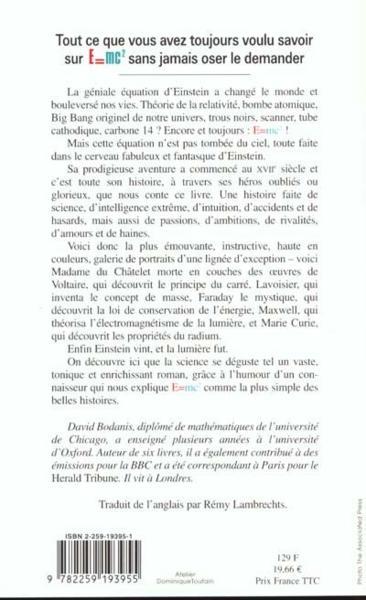 e mc2 book david bodanis pdf
