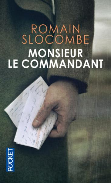 Vente  Monsieur le commandant  - Romain Slocombe