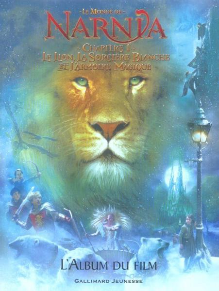 l 39 album du film le lion la sorciere blanche et l 39 armoire. Black Bedroom Furniture Sets. Home Design Ideas
