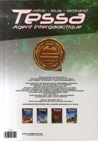 Tessa Agent Intergalactique 1 3