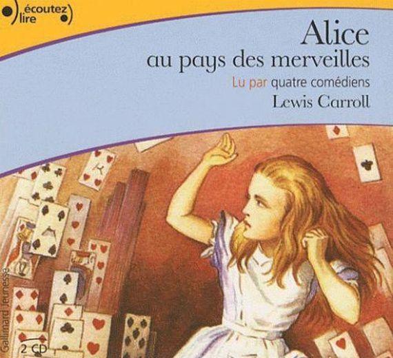 Livre alice au pays des merveilles lewis carroll - Montre lapin alice au pays des merveilles ...