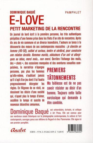 Rencontres e-marketing