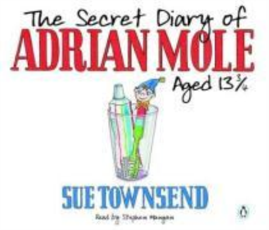 The Secret Diary Of Adrian Mole Aged 13 3/4  - Sue Townsend