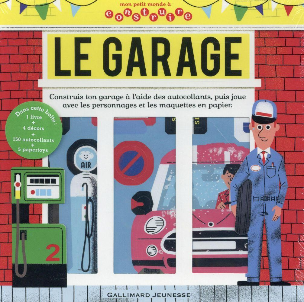 Le garage  - Collectif