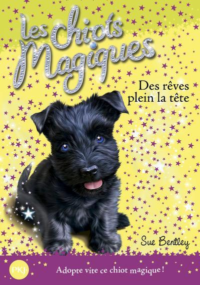 Livre - Les chiots magiques t.11 ; des rêves plein la tête