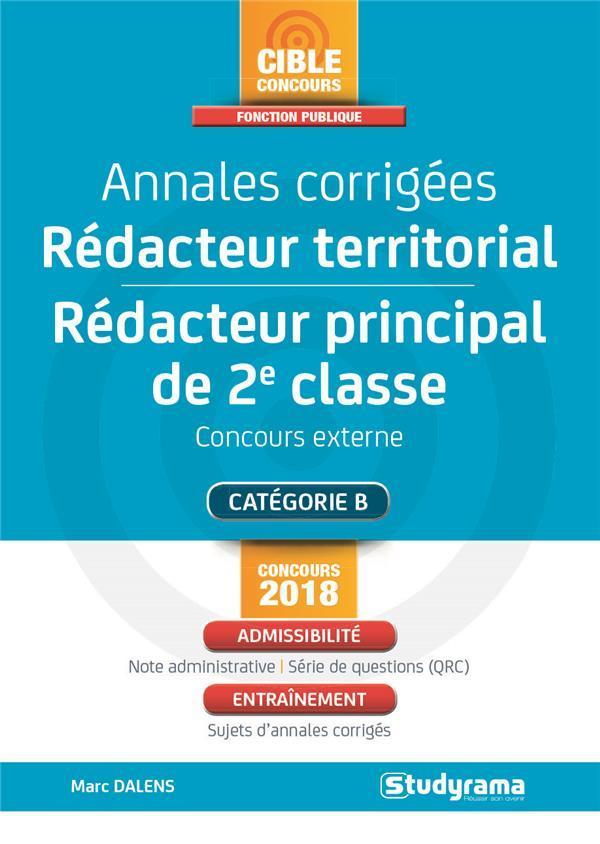af893fcac21 Vente Livre   Rédacteur territorial