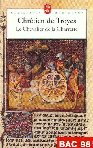 Le Chevalier De La Charrette Ou Le Roman De Lancelot Chr Tien De Troyes Livre Ebay
