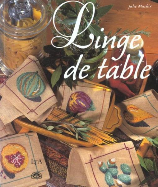 Linge De Table  - Julie Muchir
