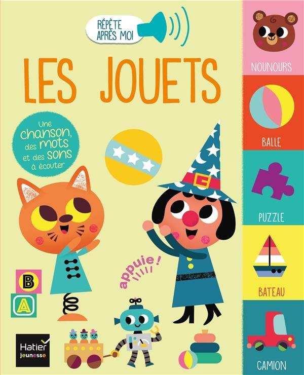 Vente  Les jouets  - Madeleine Deny