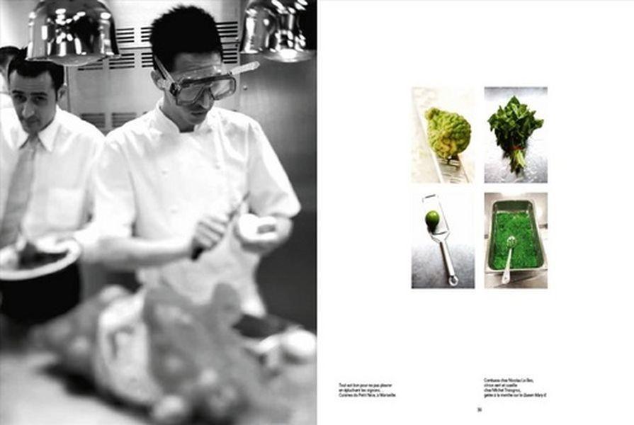 Grands chefs 25 recettes prises sur le vif 500 - Les grands chefs de cuisine francais ...