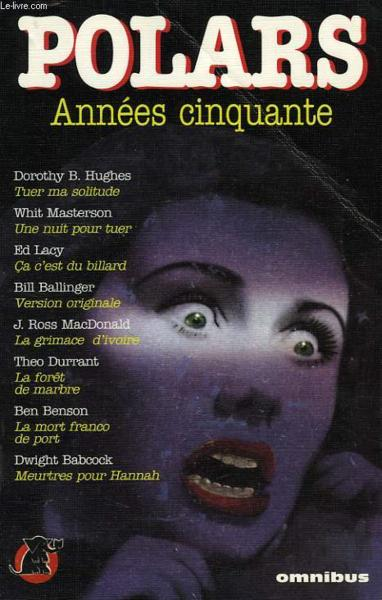 Polars Annee 50 - Tome 1  - Collectif