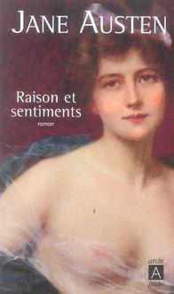 Raison et sentiments  - Austen-J