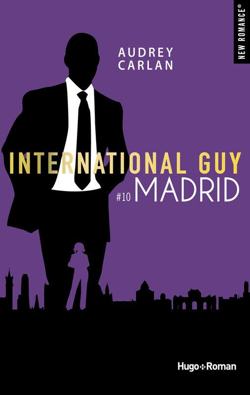 Vente  International guy T.10 ; Madrid  - Carlan Audrey  - Audrey Carlan