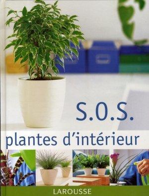 Livre s o s plantes d 39 interieur paul williams for Acheter plante interieur