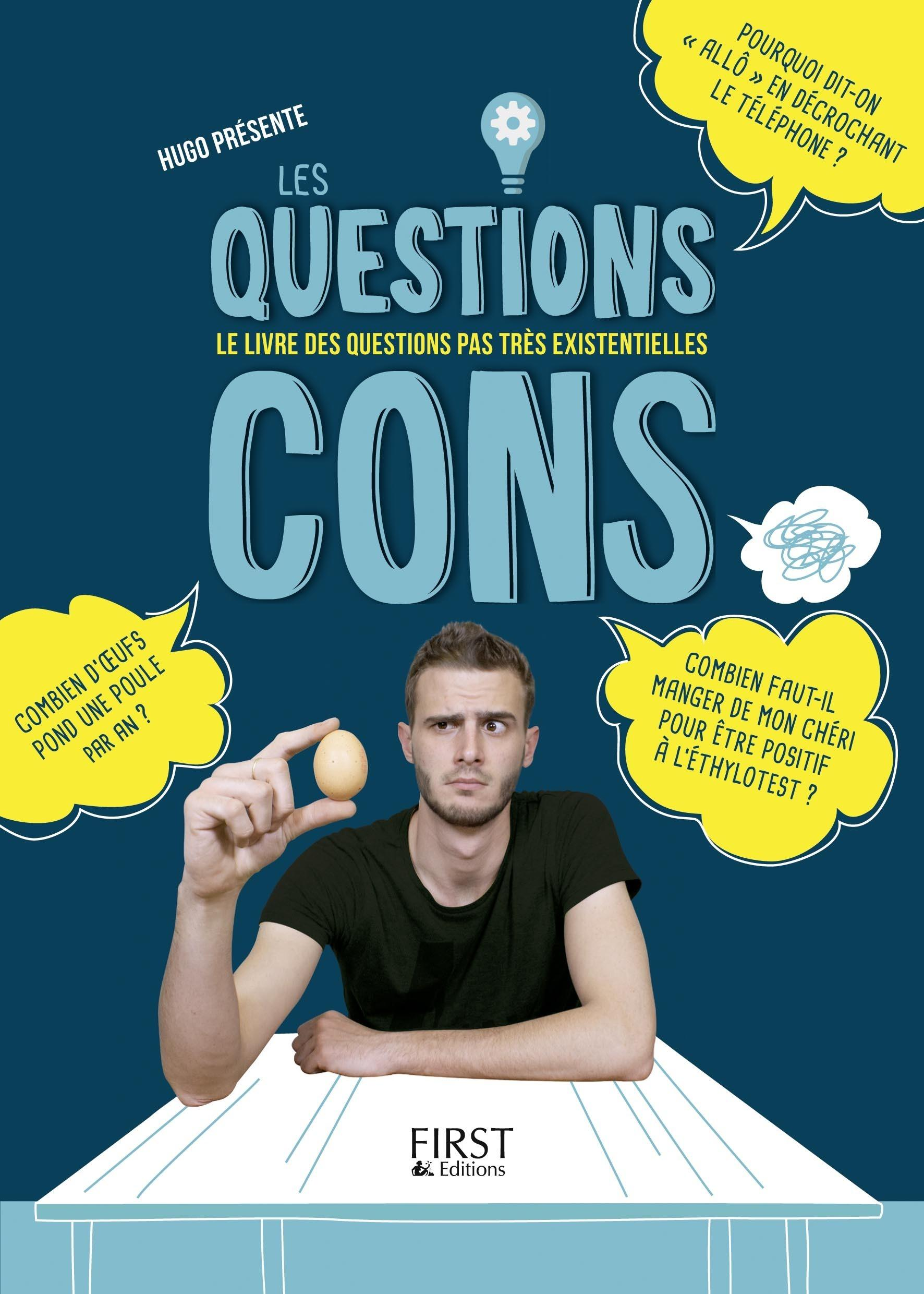 Vente  Les questions cons  - Hugo