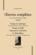 Oeuvres complètes t.6 à t.7 ; voyage en Amérique ; voyage en Italie ; cinq jours à Clermont ; le Mont-Blanc