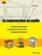 La construction en paille ; principes fondamentaux, techniques de mise en oeuvre, exemples de réalisations