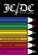 Pur produit de mon imagination ; cahier de coloriage JC/DC