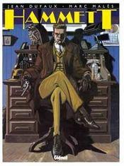 Grands écrivains t.5 ; Hammett - Intérieur - Format classique