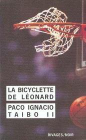 La Bicyclette De Leonard-1ere Ed - Intérieur - Format classique