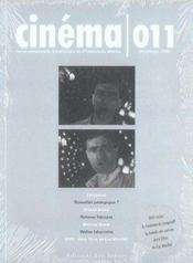 Revue Cinema T.11 - Intérieur - Format classique