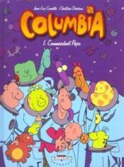 Columbia t.1 - Couverture - Format classique