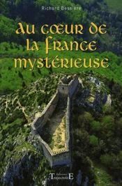 Au coeur de la France mystérieuse - Intérieur - Format classique