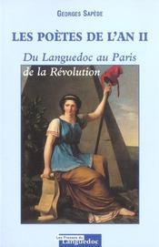 Poetes De L'An Ii - Intérieur - Format classique