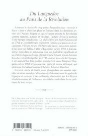 Poetes De L'An Ii - 4ème de couverture - Format classique