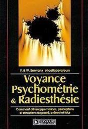Voyance. Psychometrie Et Radiesthesie - Couverture - Format classique