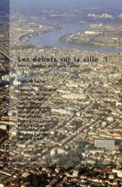 Les débats sur la ville 1 - Couverture - Format classique