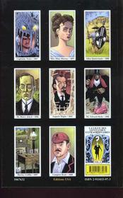 La Ligue Des Gentlemen Extraordinaires T.2 - 4ème de couverture - Format classique