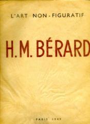 H. M. Bérard. - Couverture - Format classique
