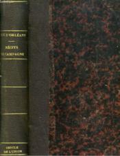 Recits De Campagne 1833-1841. Publies Par Ses Fils Le Comte De Paris Et Le Duc De Chartres. - Couverture - Format classique